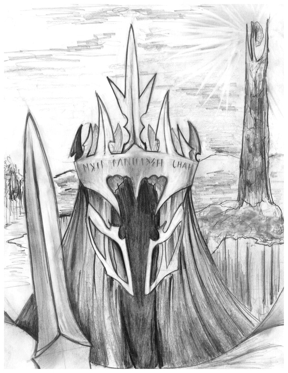 Witch King - Shadows of Angmar by morningstar3878