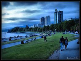 Vancouver twilight