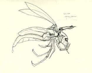 Hornet Warrior by morningstar3878