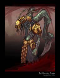 Kai Character Design by ZeroCartin