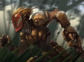 Rogue Runner by ZeroCartin