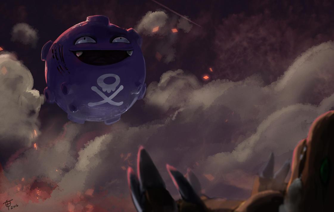 Pokemon Vs Digimon by ZeroCartin