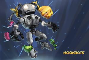 Hookbots - Custom bot Character art