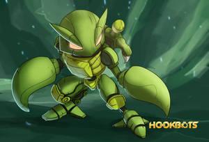 Hookbots - Buggy