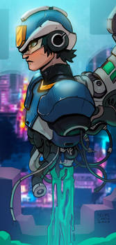 Megaman repairs