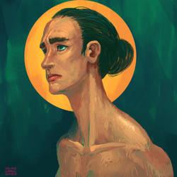 A Saint Woman