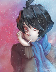 Winter by Choaru
