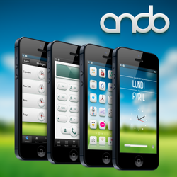 Theme Ando by frenchitouch