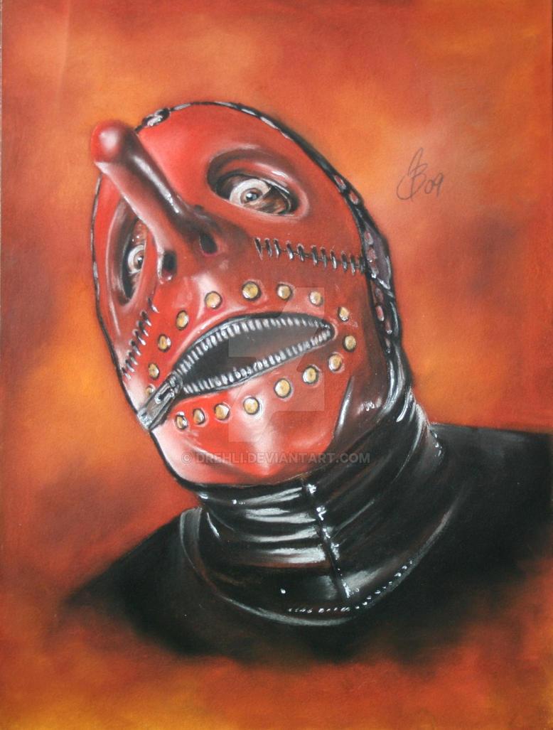 SLIPKNOT Art Chris Fehn By Drehli