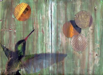 Hummingbird by DoingTheUnstuck