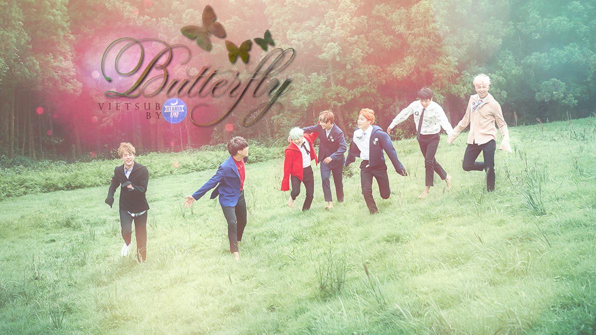 VB - BTS Butterfly vietsub by JitaminVN by jaecutie on ...