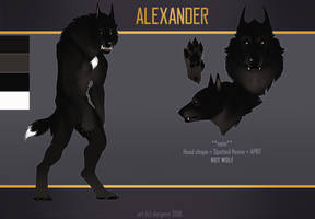 Alexander 3.0 by dergenn