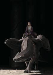 Traveller by dekunobou-kizakura