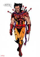 Wolverine OCL by KennyGordon