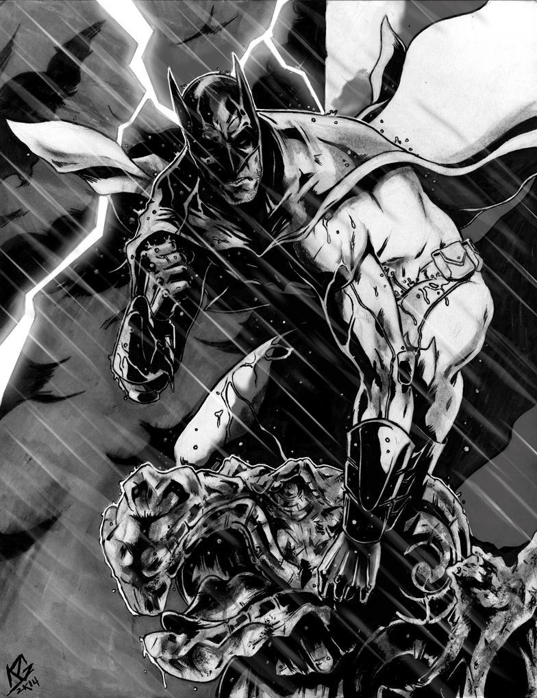 Batman Day by KennyGordon