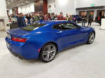 2017 Camaro turbo 4-cyl