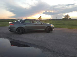 Ford Fusion Sunset