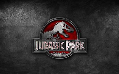 Jurassic Park Logo remake by jamespero
