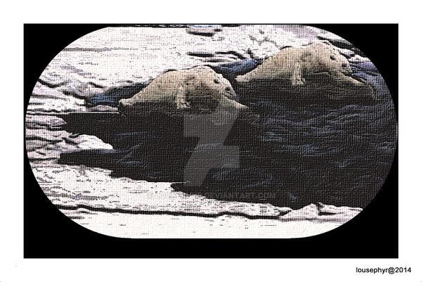 Polar Oil . by lousephyr
