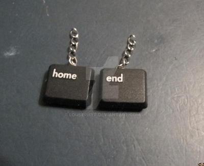 Tech. Earrings by lousephyr