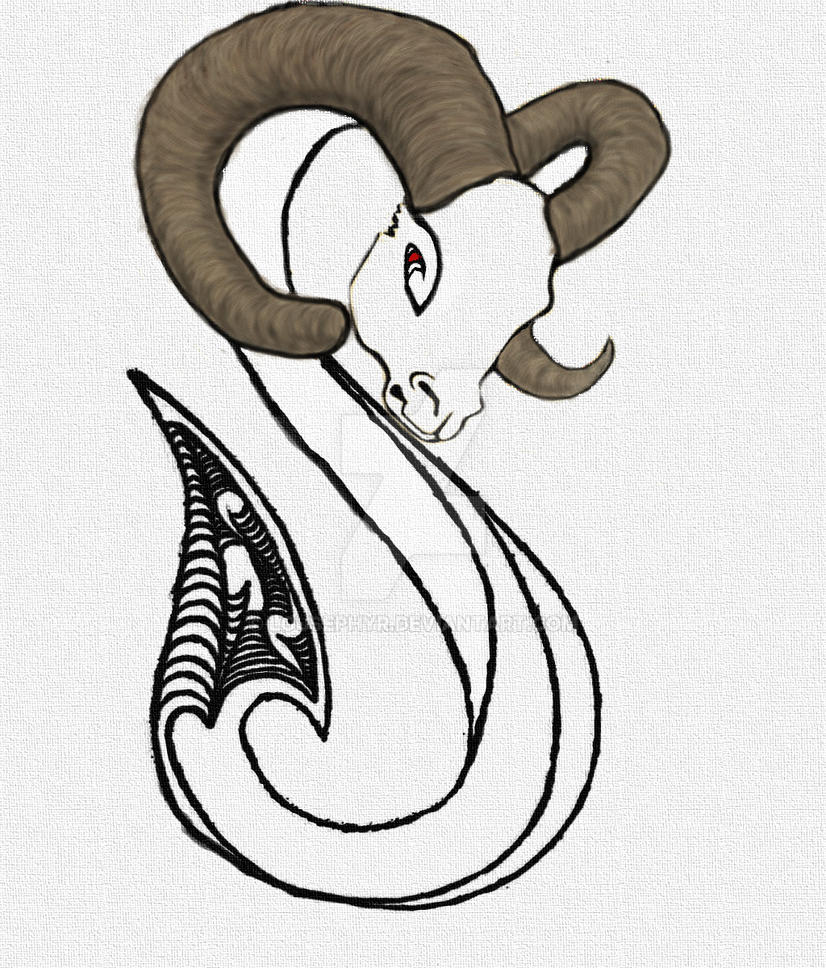 Ram.Manaia.W.I.P. by lousephyr