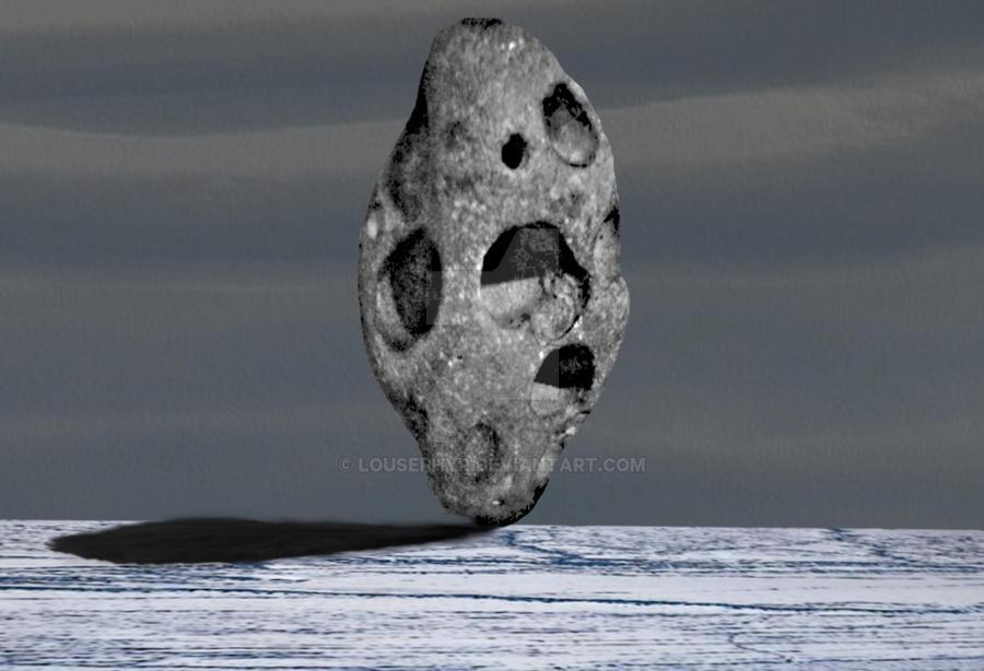 Grey Stone 1 by lousephyr