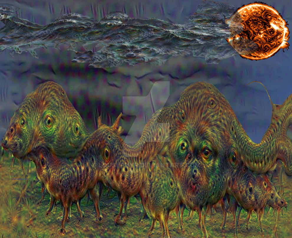 Jungle Dreams by lousephyr