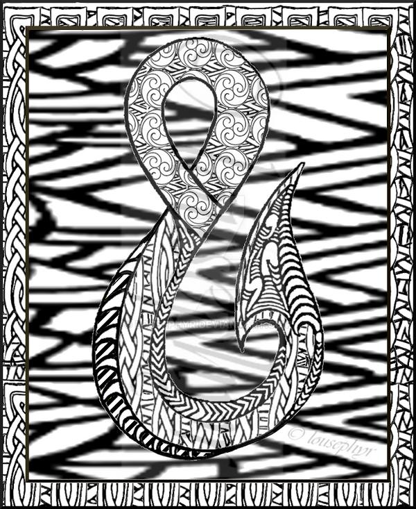 Hei Matau by lousephyr