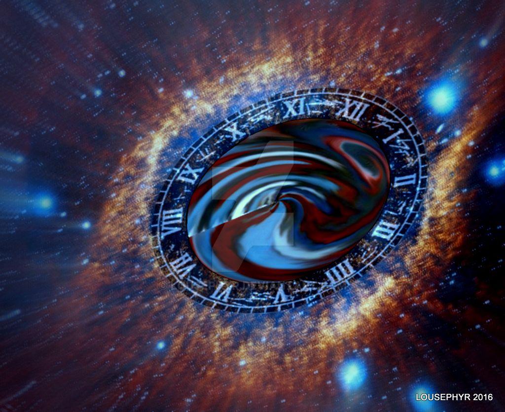 Cosmic Time by lousephyr