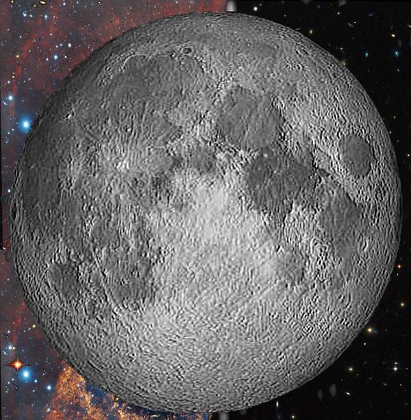 Celestial Moon by lousephyr
