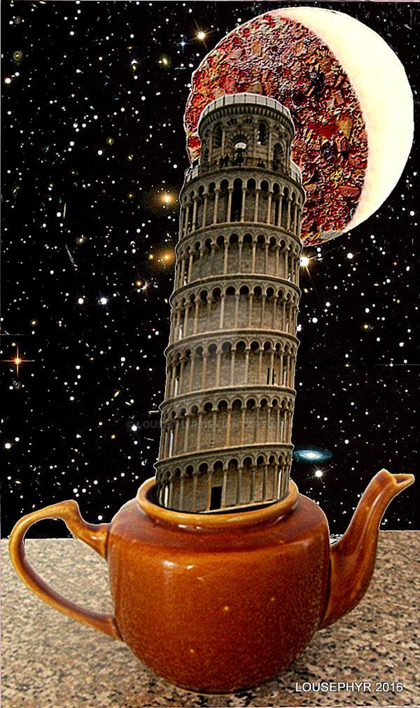 Pizza-Moon. by lousephyr