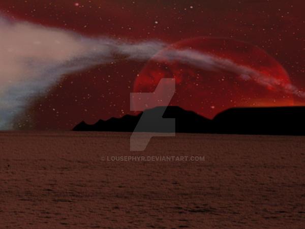 Red Star by lousephyr