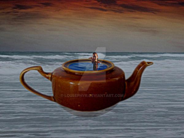 Floating along by lousephyr