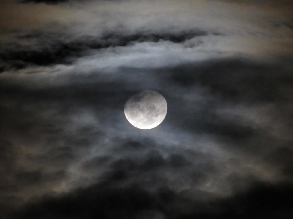 June Moon by lousephyr