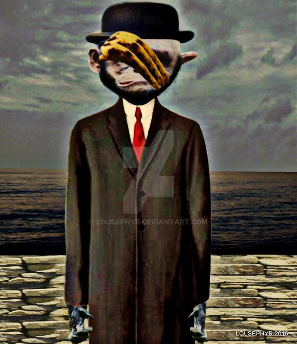 Son of Darwin   parody by lousephyr