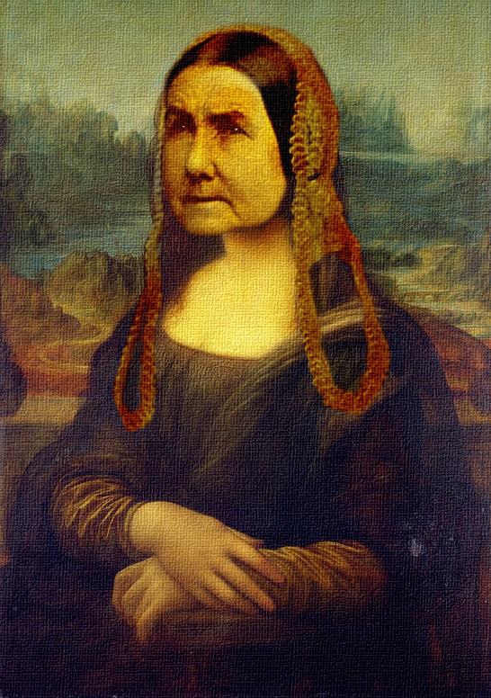 Mona Lisa Whistler by lousephyr