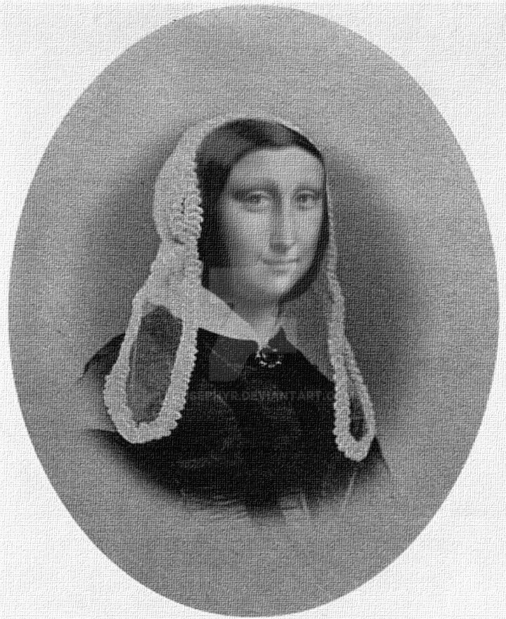 Whistlers Mother Mona Lisa by lousephyr