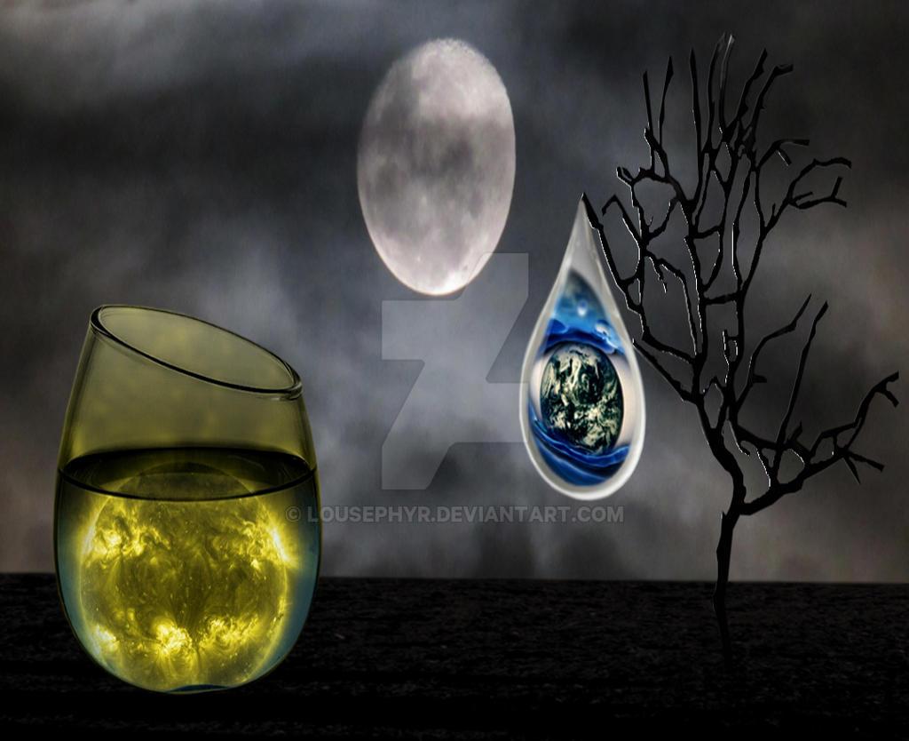 World Tree.. by lousephyr