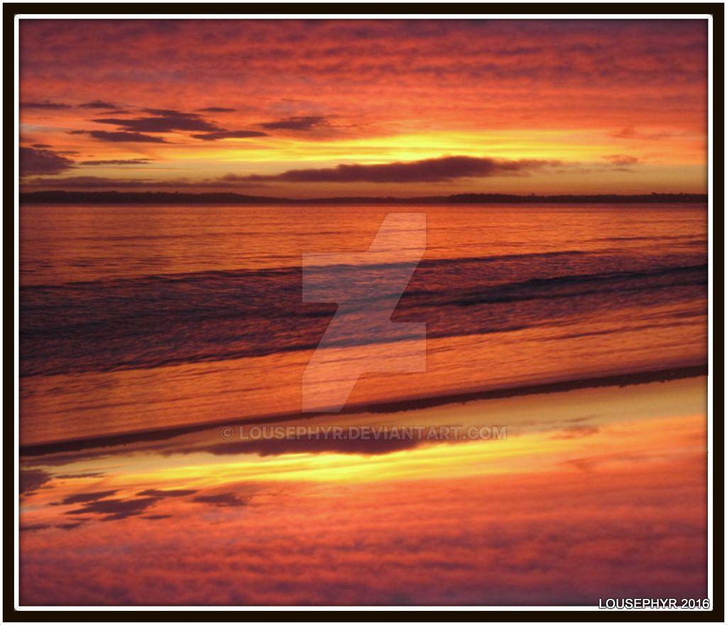 Mirrored Dawn by lousephyr