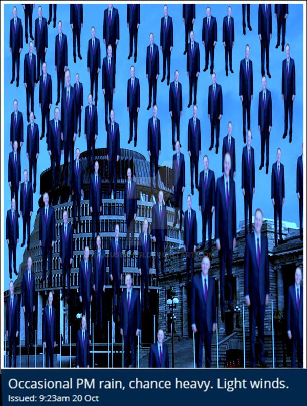 Occasional Pm Rain...parody by lousephyr