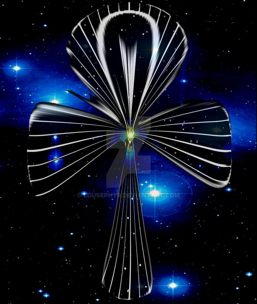 Celestial Cross by lousephyr