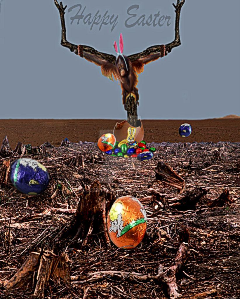 Happy Easter by lousephyr