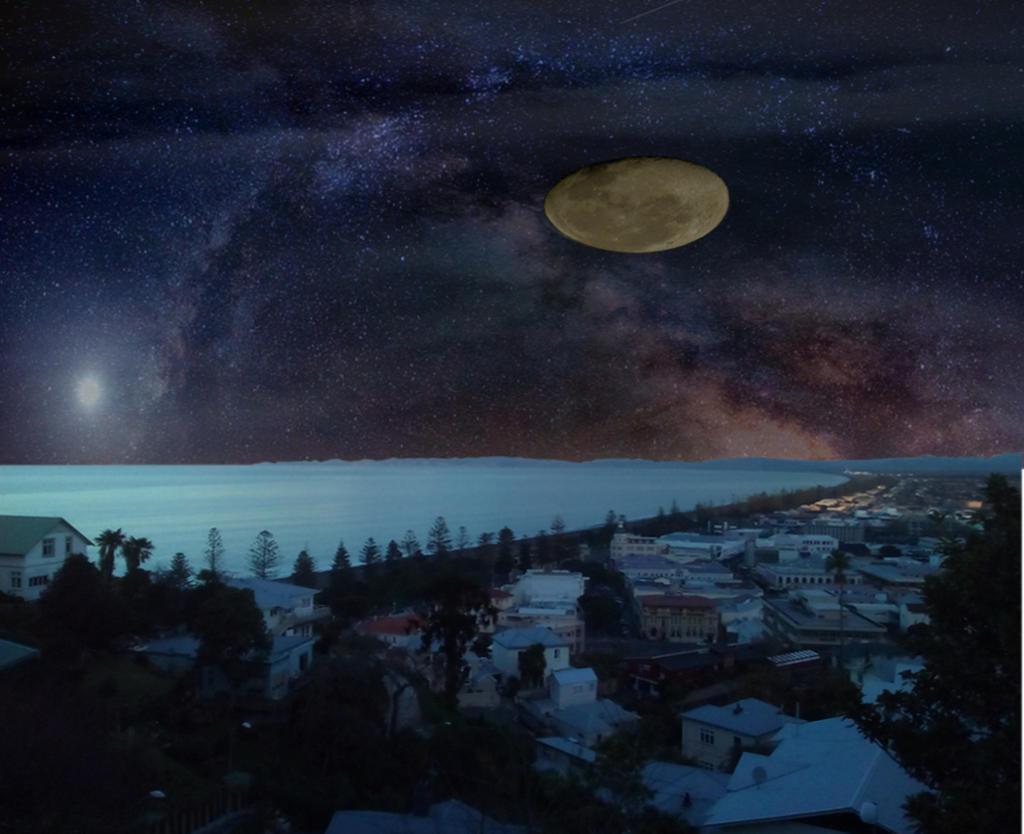 Twin Galaxy Napier by lousephyr