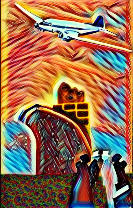 Deco-dreamed by lousephyr