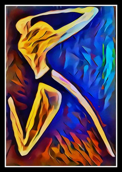 Ballerina. by lousephyr