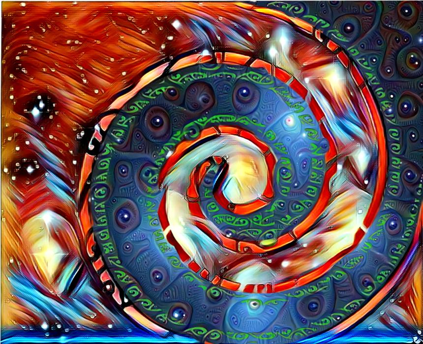 Galactic Spiral 3 by lousephyr