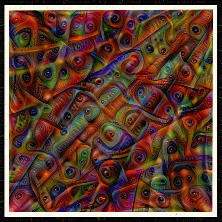 Deep Dream doodle by lousephyr