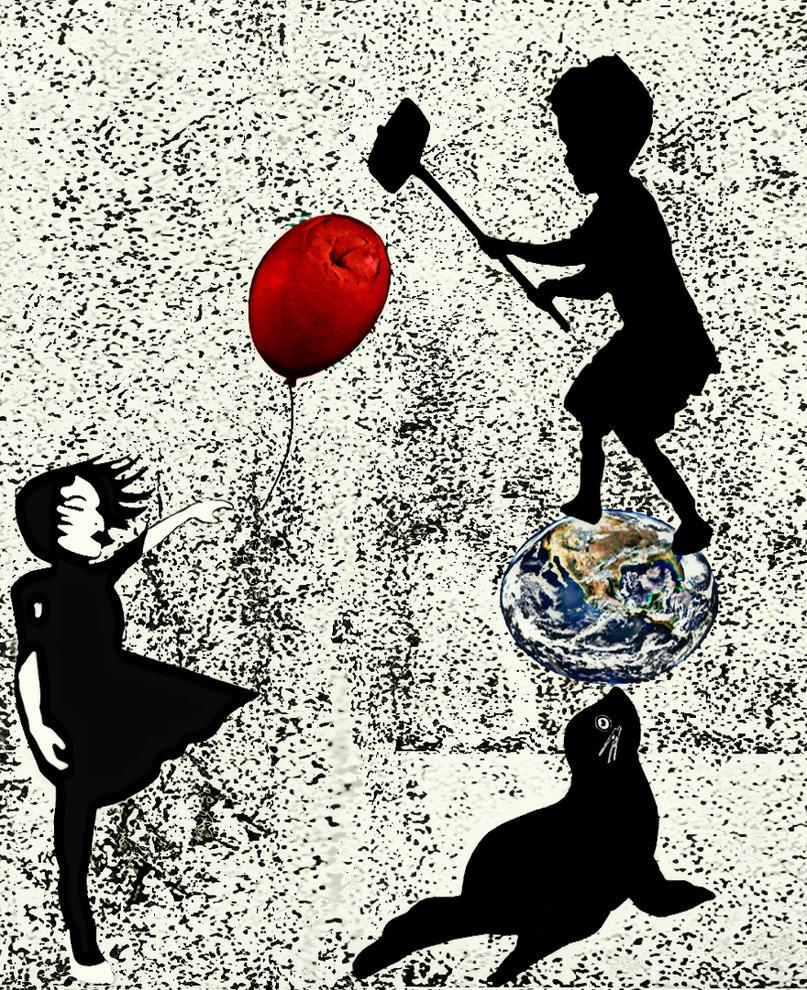 Balancing Act by lousephyr
