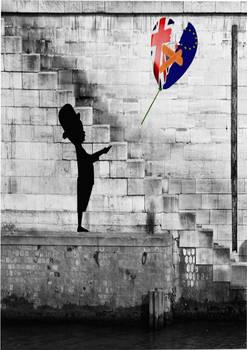 Hope-less.. Banksy parody