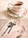 A Lady Loves Tea